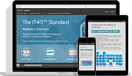 IT4IT™ Foundation & Awareness Suite eLearning