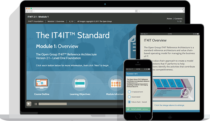 IT4IT™ Foundation Certification