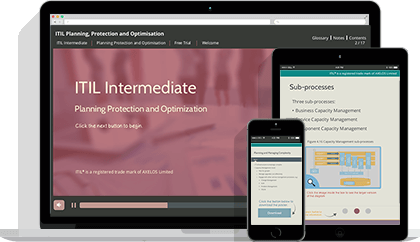 ITIL® Planning, Protection & Optimization (PPO) eLearning