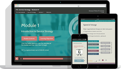 ITIL® Service Strategy (SS) eLearning