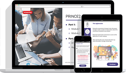 PRINCE2 Agile® Foundation & Practitioner eLearning