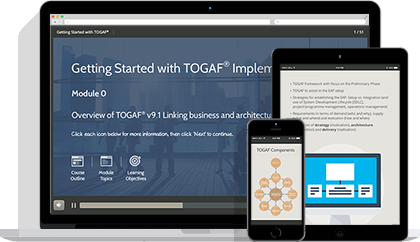 Implementation: TOGAF® 9 eLearning