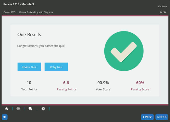 iServer 2015 Screenshot 2