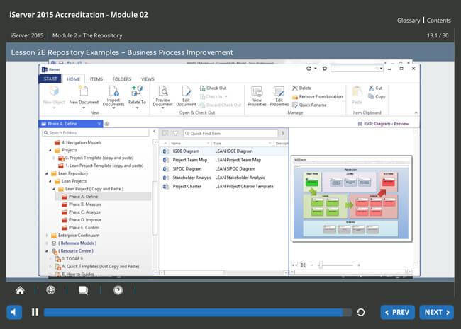 iServer 2015 Screenshot 6