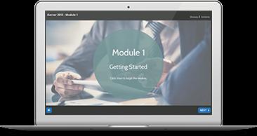 iServer 2015 e-learning