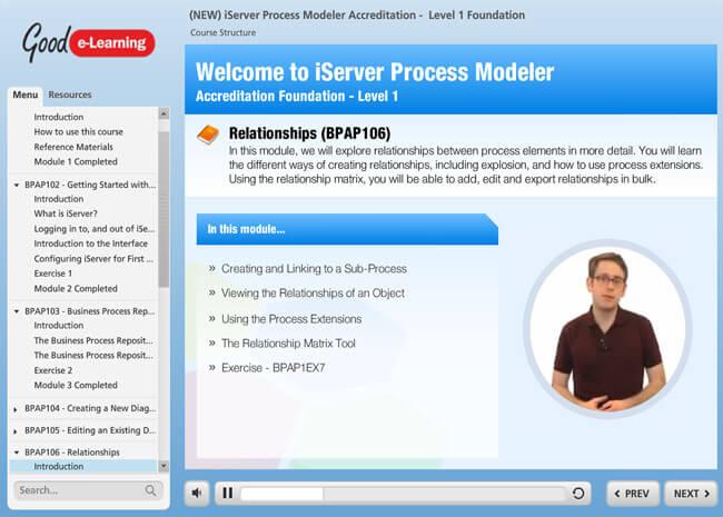 iServer Process Modeler Screenshot 3