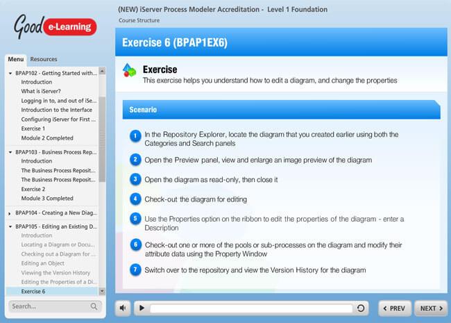 iServer Process Modeler Screenshot 4