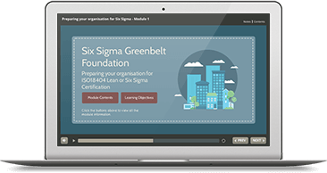 ISO 18404 Lean & Six Sigma: Preparing your Organization eLearning