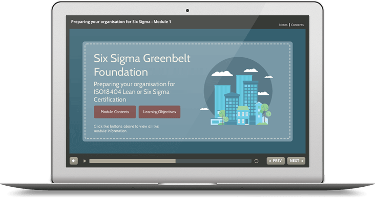 ISO 18404 Lean & Six Sigma: Preparing your Organization