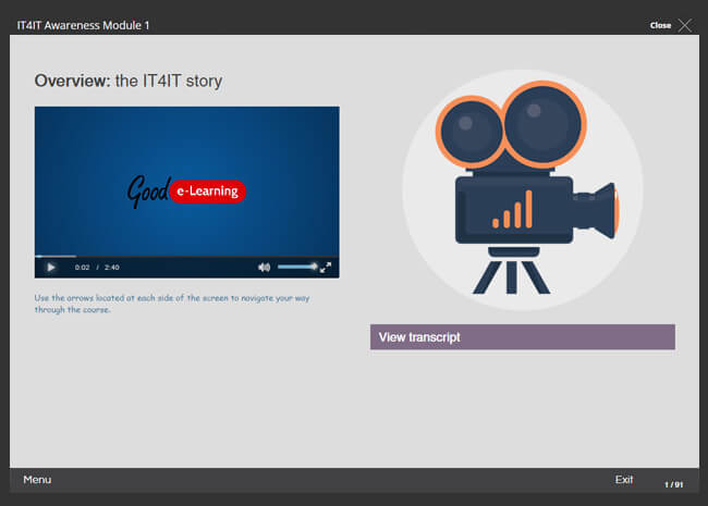 Awareness: IT4IT™ Screenshot 2
