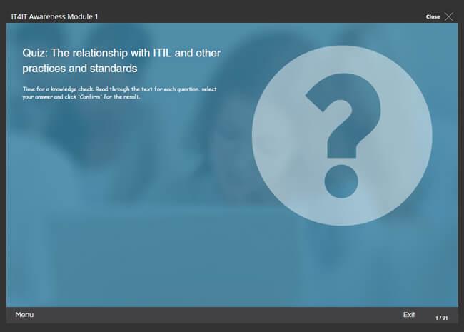 IT4IT™ Foundation & Awareness Suite Screenshot 6