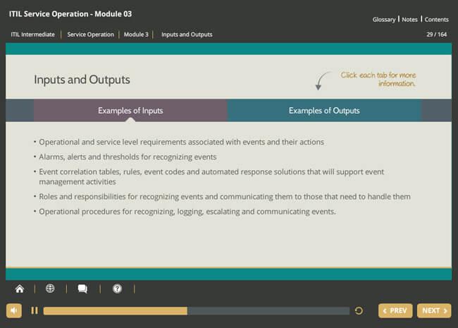 ITIL® Service Operation (SO) Screenshot 2