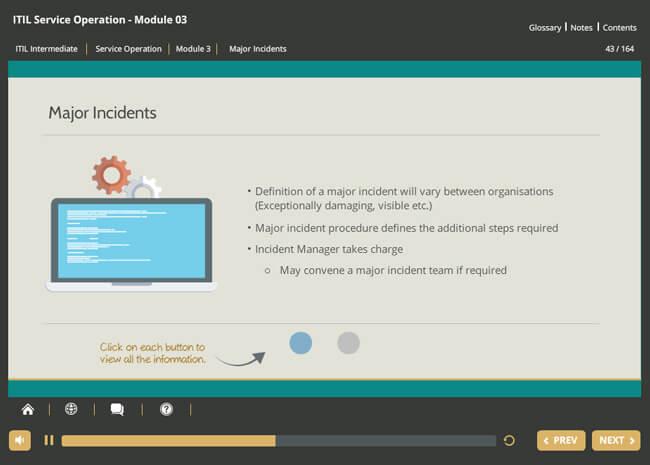 ITIL® Service Operation (SO) Screenshot 3