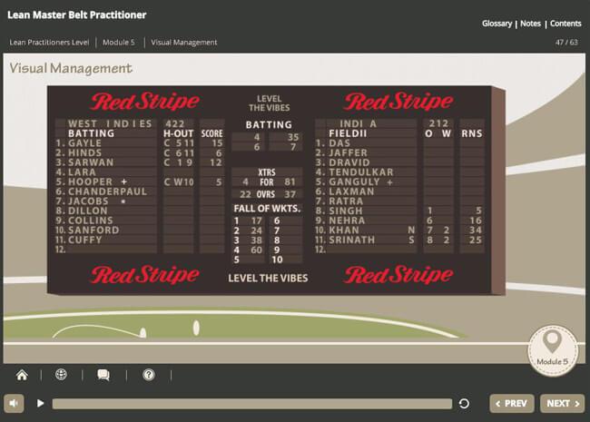 Lean Master Belt Practitioner (level 1 & 2) Screenshot 4