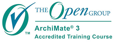 ArchiMate® 3 Practitioner (level 1 & 2) Logo