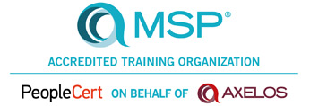 MSP® Foundation & Practitioner (level 1 & 2) Logo
