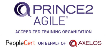 PRINCE2® Agile Foundation & Practitioner (level 1 & 2) Logo