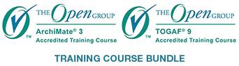 TOGAF® 9 Certified & ArchiMate® 3 Practitioner Bundle Logo