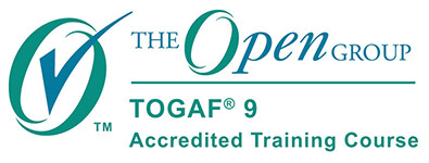 TOGAF® 9 Certified & Implementation Suite Logo