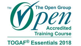 TOGAF® Essentials 2018 Logo