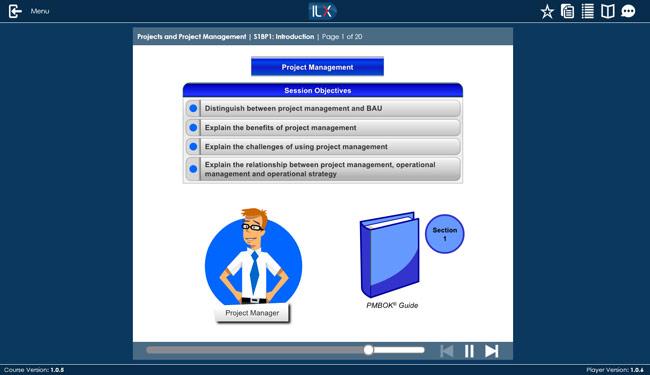 Project Management Professional (PMP)® Certification Screenshot 1