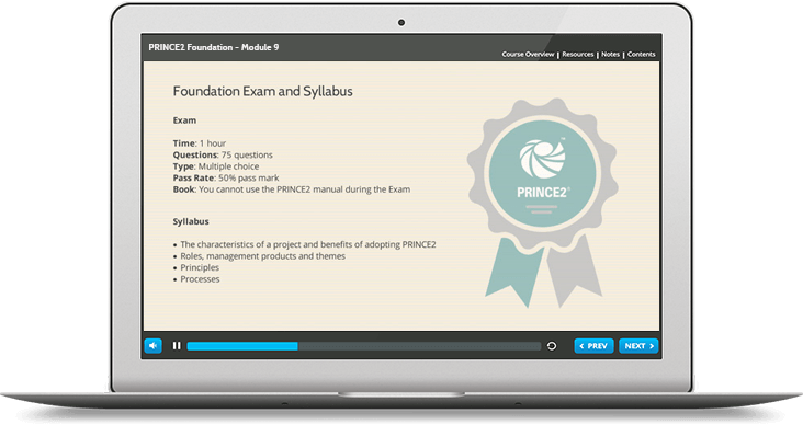 PRINCE2® 2009 Foundation (excl. exam)