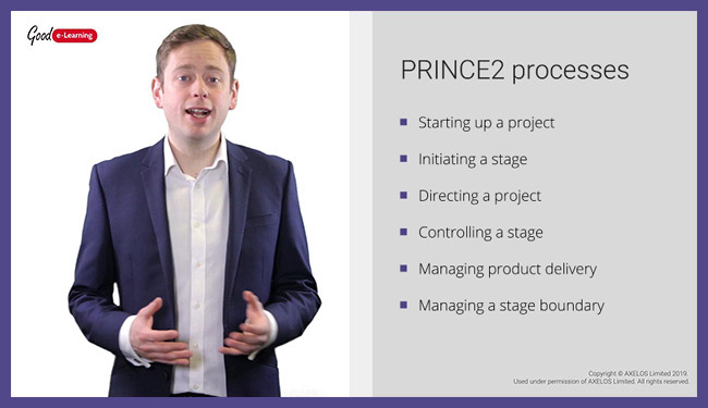 PRINCE2® 2017 Foundation & Practitioner (level 1 & 2) Screenshot 1
