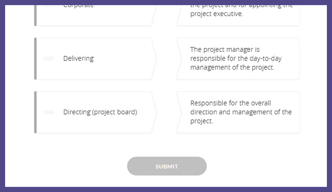 PRINCE2® 2017 Foundation Screenshot 4