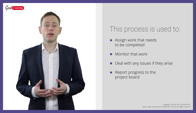 PRINCE2® 2017 Practitioner Screenshot 1