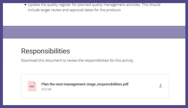 PRINCE2® 2017 Practitioner Screenshot 5