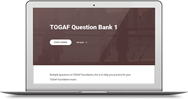 TOGAF® 9 Foundation Practice Exams eLearning