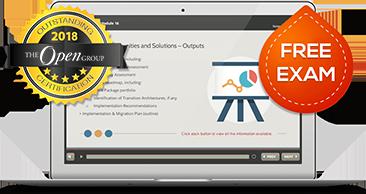 The TOGAF® Standard, Version 9.2 Certification (level 1 & 2) eLearning