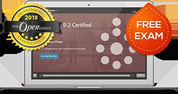 TOGAF® 9.2 Certification & ArchiMate® 3 Practitioner Suite eLearning