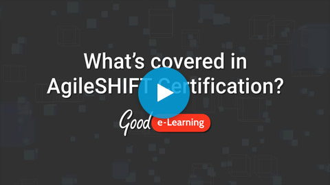AgileSHIFT® Certification Video