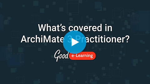 ArchiMate® 3 Practitioner (level 1 & 2) Video