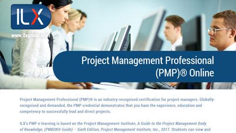 Project Management Professional (PMP)® Certification Datasheet