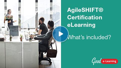 AgileSHIFT® Certification Video