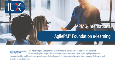 APMG International AgilePM® Foundation Datasheet