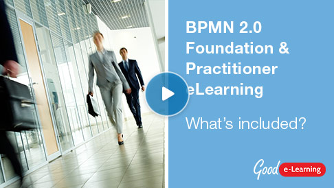 BPMN 2.0 Foundation & Practitioner (level 1 & 2) Video