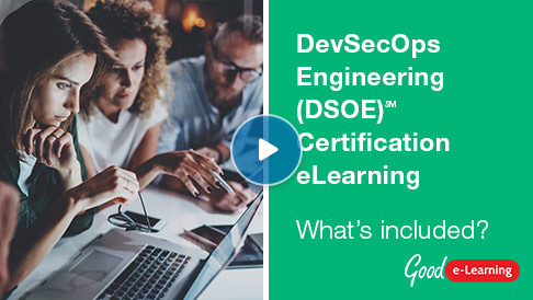 DevSecOps Engineering (DSOE)℠ Certification Video