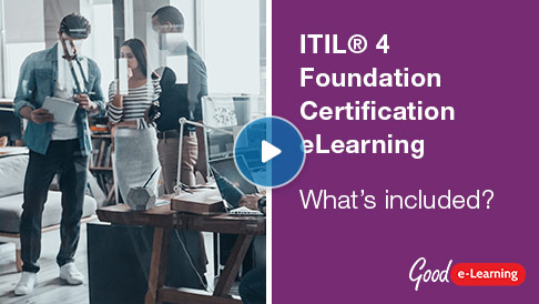 ITIL® 4 Foundation Certification Video