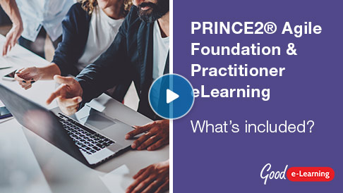 PRINCE2® Agile Foundation & Practitioner (level 1 & 2) Video