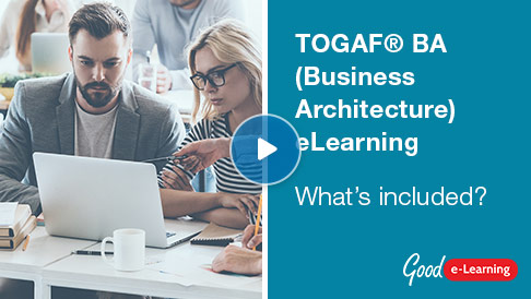 TOGAF® Business Architecture Level 1 Video