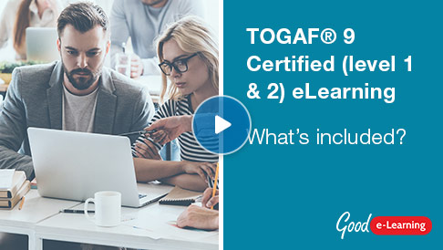 TOGAF® 9 Certified & ArchiMate® 3 Practitioner Video