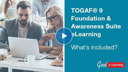 TOGAF® 9 Foundation & Awareness Suite Video