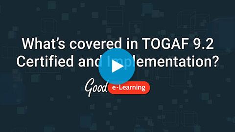 TOGAF® 9.2 Certification & Implementation Suite Video