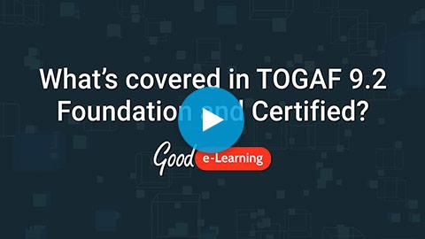 TOGAF® 9 Certified (level 1 & 2) Video