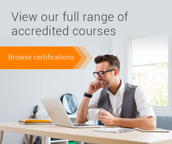 Our Certified Courses