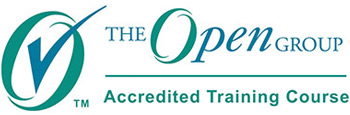 Accredited by The Open Group