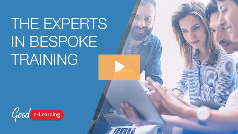 Custom eLearning Video
